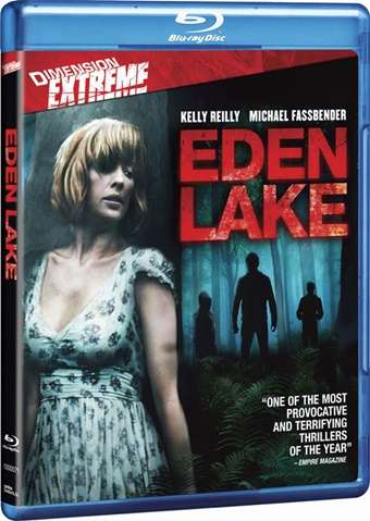 Eden Lake (2008) HD 1080p Latino Dual