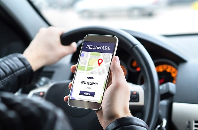 why rideshare drivers need car insurance