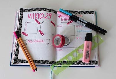 Kalenterin uusi elämä