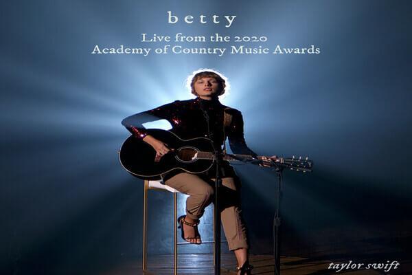 Taylor Swift Betty