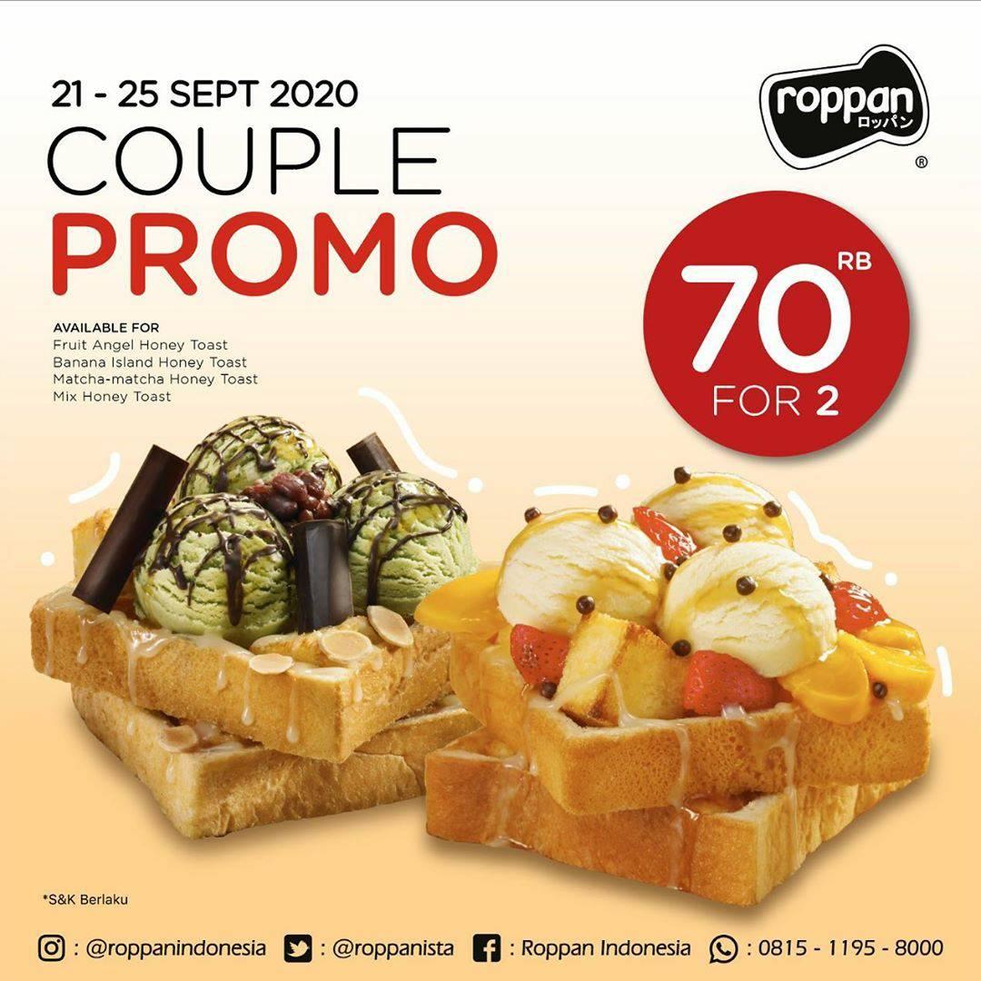 Promo Roppan Terbaru 21 - 25 September 2020