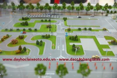 trường đào tạo lái xe an toàn