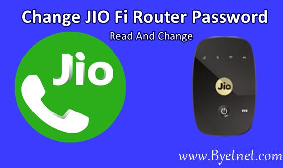 change-jio-fi-router-password