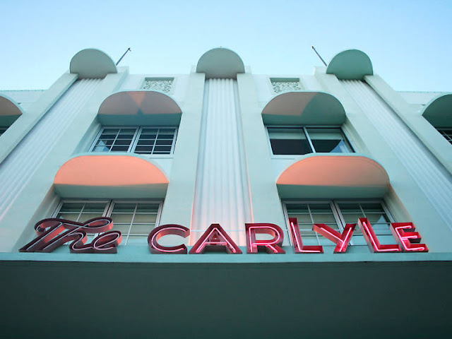 The Right Way to Experience Miami- Take sights in at the Art Deco District
