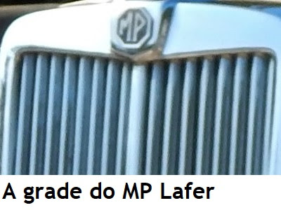 A grade do MP Lafer