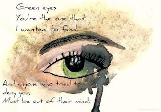 Coldplay Lyrics - Green Eyes