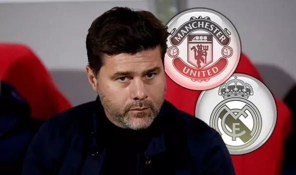 Mauricio Pochettino arouses interest manchester united and Real Madrid as the Argentine awaits next action