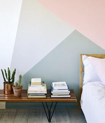 Mengsung Tema Geometris Pada Desain Interior