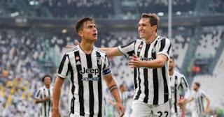 فاز يوفنتوس على سامبدوريا 3-2 على ملعب أليانز أرينا في الجولة السادسة من الدوري الإيطالي.