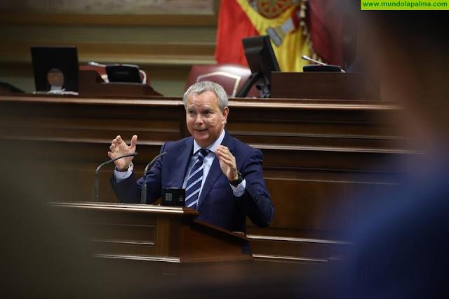 El consejero Sebastián Franquis anuncia la creación de una Bolsa de Vivienda Vacía con cuatro millones de euros para poner en el mercado más de 400 pisos a precios asequibles