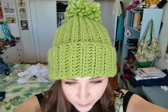 DIY: Crochet Beanie