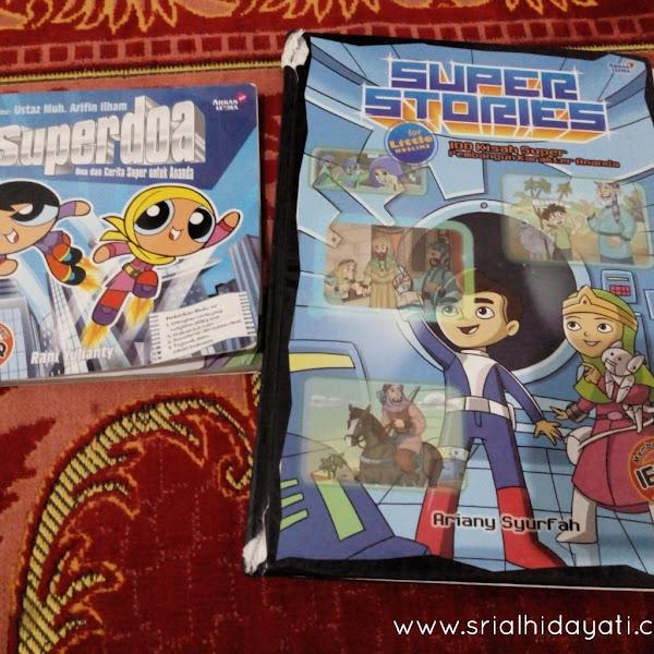 Tantangan 10 Hari Membaca pada Anak Game Level 5 Bunsay Bagian 1