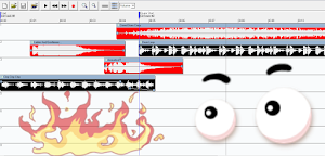 تسجيل الصوت والتعديل على المقاطع الصوتية وأضافه مؤثرات أحترافيه ببرنامج بسيط