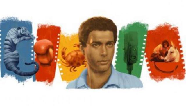 جوجل يحتفي بميلاد أحمد زكي