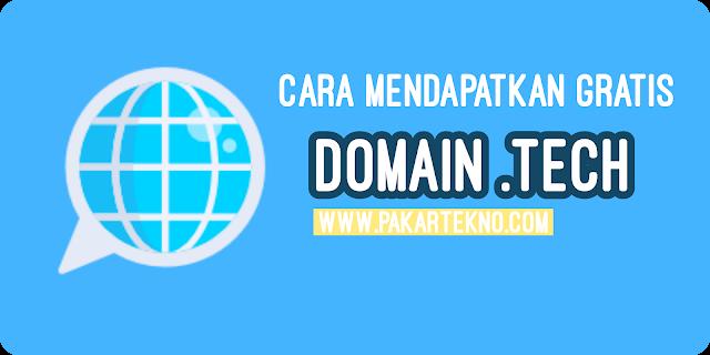 Cara Mendapatkan Domain TLD Gratis Terbaru Dengan Mudah
