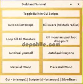 Roblox Assassin Oyunu Herkesi Oldurme Script Kill Hilesi 2020 2020 Oyun Hile Roblox Build And Survive Herkesi Oldurme Script Hilesi 2020
