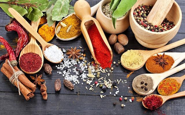 Rahasia Bumbu Dapur untuk Obat Herbal