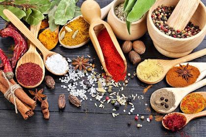 Berbagai Rahasia Bumbu Dapur Berikut Ternyata Sangat Berguna Untuk Obat Herbal
