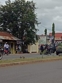 Rapat Dengar Pendapat (RDP) Wilayah Anim-Ha di Merauke oleh MRP Dibubarkan Pasukan Gabungan Indonesia