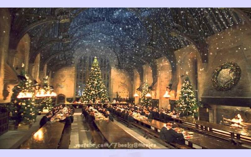 Harry Potter Christmas Wallpaper Hd.Christmas Wallpapers And Backgrounds Merry Christmas