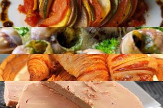 Makanan Khas Perancis Romantis