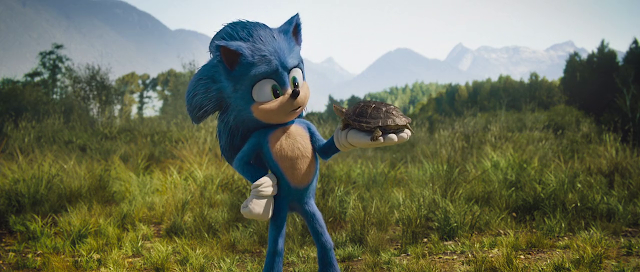 Sonic the Hedgehog (2020) Dual Audio [Hindi-DD5.1] 1080p BluRay ESubs Download