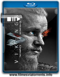 Vikings - Versão Estendida 2ª Temporada Torrent - BluRay Rip 720p e 1080p Dual Áudio