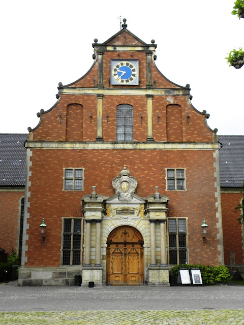 Travels - Ballroom Dancing - Amusement Parks: The Holmens Kirke or the church of Holmen in ...