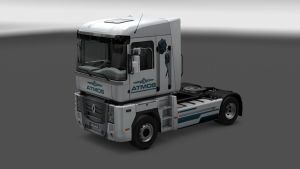 Atmos Skin for Renault Magnum
