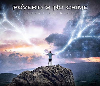 "Ο δίσκος των Poverty's No Crime ""A Secret To Hide"""