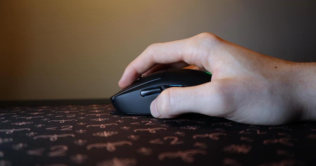 ¿El mejor mouse para Palm Grip con manos grandes? 1
