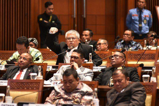 PKS dan Gerindra Adu Mulut di DPR Soal BPJS Kesehatan
