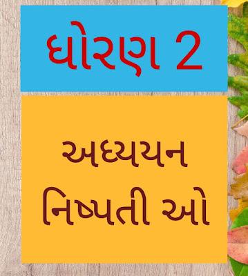 Std 2 Adhyayan Nispati  All Subjects PDF