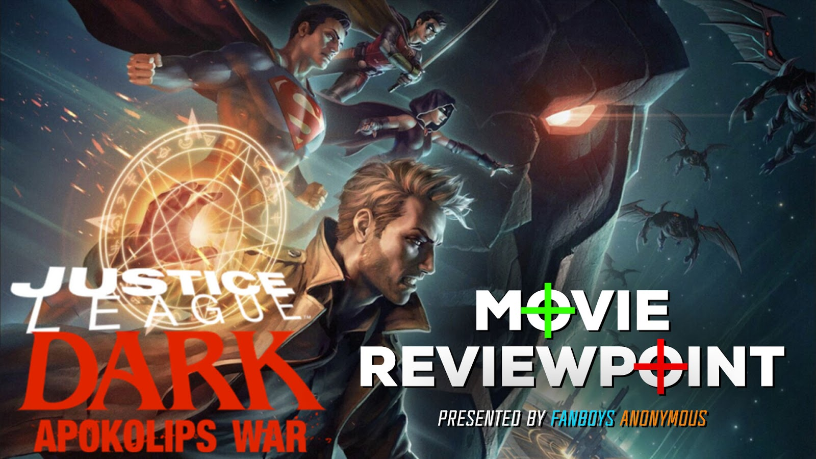 HD Justice League Dark: Apokolips War photos screen shots poster