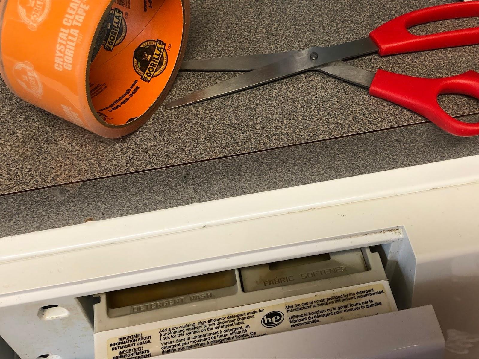Ms. Nancy's Nook : Washing Machine - Repair or Buy?