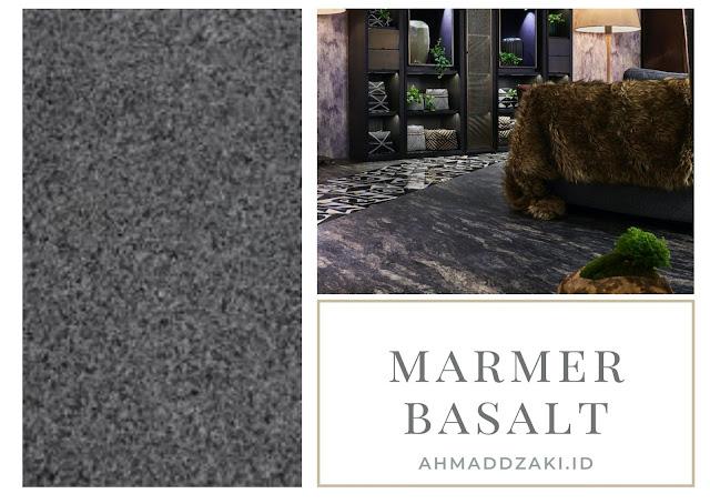 Marmer basalt