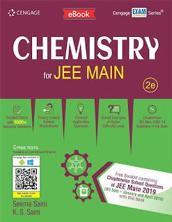 Cengage Chemistry for JEE Mains Pdf Download