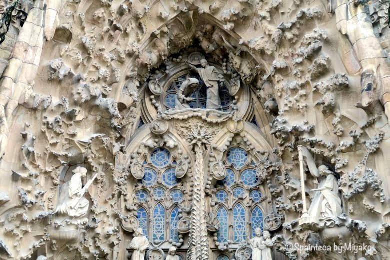 鬼才ガウディの建築の世界・誕生のファザード
