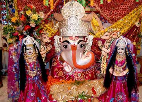 riddhi siddhi ganesha temple ujjain mahakal mandir