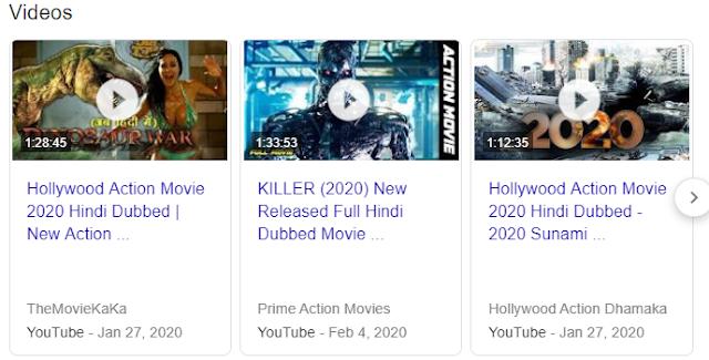 DvdVilla 2020_ Download Free Bollywood Hollywood Movies