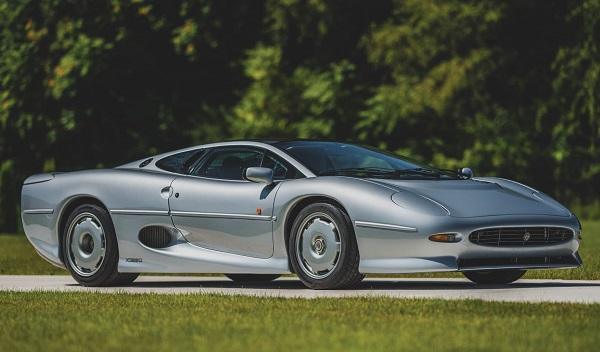 Jaguar XJ220 de 1993
