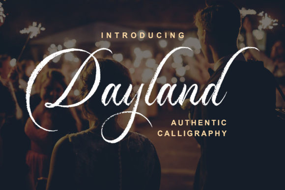 Dayland Font Free Download
