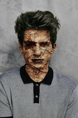 Cara merubah wajah yang cantik menjadi seperti  mayat hidup