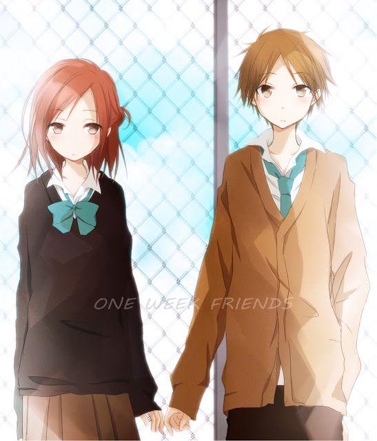 Xem Anime Tình bạn một Tuần -Isshuukan Friends - Anime One Week Friends VietSUb