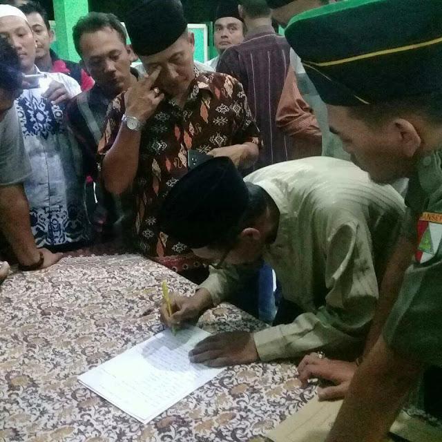 Pendirian SMP IT Wahabi di Sidoarjo Ditolak Ratusan Warga