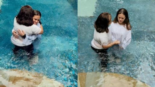 Telah Dibaptis, Marsha Aruan Berdoa Supaya Bisa Sebarkan Injil