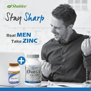 Zinc buy 1 free 1; manfaat zinc untuk lelaki; Vitamin lelaki; shaklee set lelaki; set kesuburan lelaki; vitamin untuk lelaki bertenaga; Set Shaklee untuk lelaki; Shaklee Labuan; Shaklee Tawau; Shaklee Lawas; Shaklee Sarawak; kesihatan otak lelaki