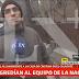 Violento ataque a periodistas de La Nación en los allanamientos a Cristina Kirchner