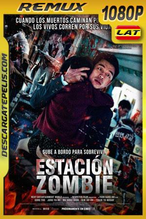Estación Zombie (2016) 1080p BDRemux Latino – Coreano
