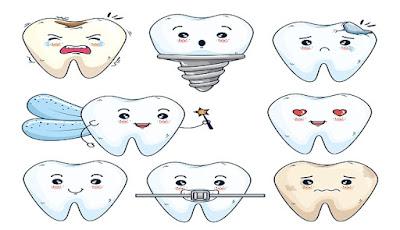 cara merawat gigi dan gusi